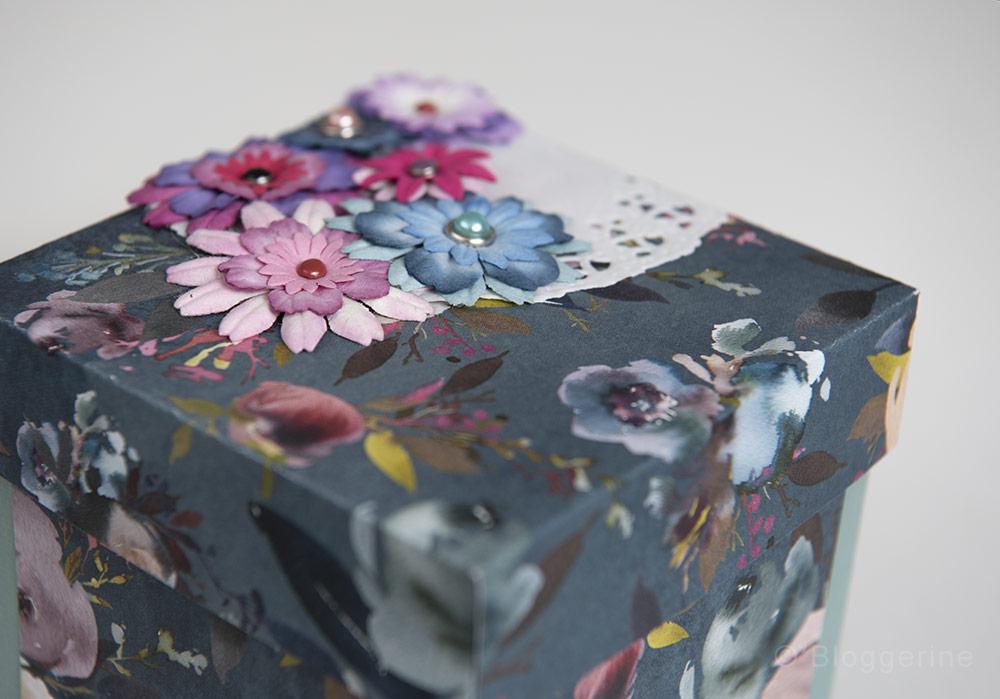 Explosionsbox Geburtstagsgeschenk Wäschetrockner